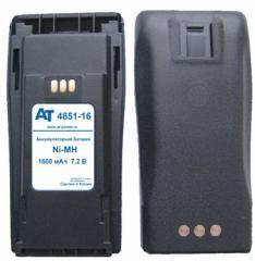 Аккумулятор NNTN4497 / NNTN4851 / NNTN4852 / NNTN4970 / PMNN4072 / PMNN4251 / PMNN4252 / PMNN4253 / PMNN4254 (Li-ion, 7.5В, 2200мАч)