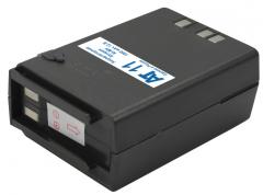 Аккумулятор FNB-10 / FNB-11 / FNB-12 / FNB-14 / FNB-17 (Ni-MH, 12В, 1000мАч)