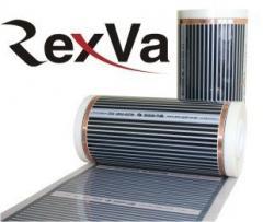 Инфракрасный теплый пол RexVa XICA ХМ305, ширина