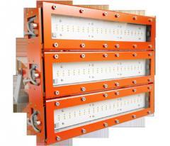 Светильник LAD LED R320-3-120G-50 Ex лира
