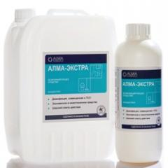 Disinfectant concentrate Alma-extra