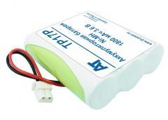 Аккумулятор 3N60SLE-15617, RC600AA03AA (Ni-MH, 3.6В, 1800мАч)