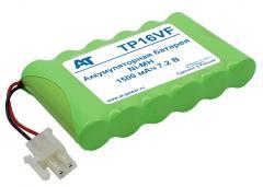 Аккумулятор 150AAM6BMX, BAT00023 (Ni-MH, 7.2В, 1500мАч)