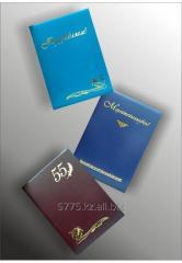 Congratulatory folders