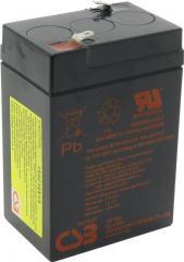 Свинцово-кислотный аккумулятор GP 645
