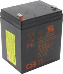 Свинцово-кислотный аккумулятор GP 1245 (16W)