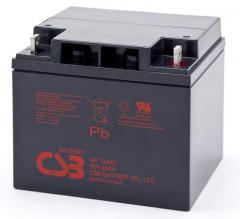 Свинцово-кислотный аккумулятор GP 12400