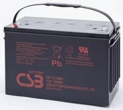 Свинцово-кислотный аккумулятор GP 121000