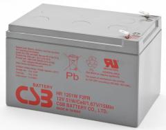 Свинцово-кислотный аккумулятор HR 1251W