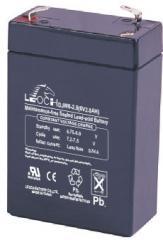 Свинцово-кислотный аккумулятор GS 6-2.8