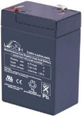 Свинцово-кислотный аккумулятор GS 6-4.5
