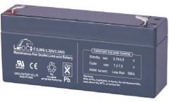 Свинцово-кислотный аккумулятор GS 6-3.2