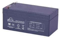 Свинцово-кислотный аккумулятор GS 12-3.2
