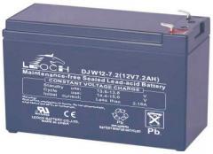 Свинцово-кислотный аккумулятор GS 12-7.2