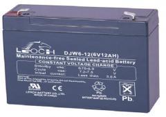 Свинцово-кислотный аккумулятор GS 6-12