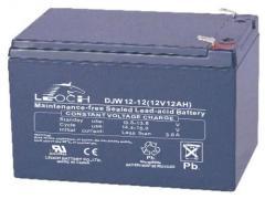 Свинцово-кислотный аккумулятор GS 12-12