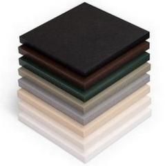 Листы ПНД 10*1500*3000 цвет черный