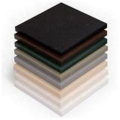 Листы ПНД 17*1500*3000 цвет черный