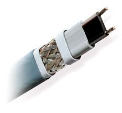 Греющий саморегулирующийся кабель BSX 10-2-FOJ