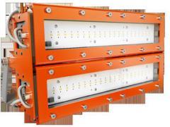 Светильник LAD LED R320-2-120G-50 Ex лира