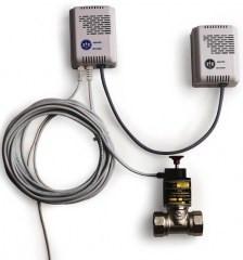 Сигнализатор загазованности СКЗ - Кристалл-2 Ду 25-К мини НД (СН4+СО)