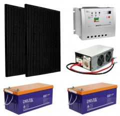 Комплекты автономного энергоснабжения
