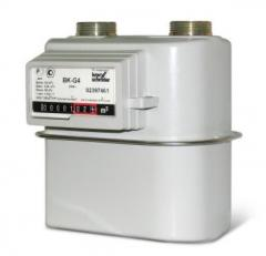 Счетчик газа ВК G1,6T; G2.5T; G4T