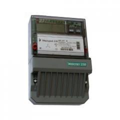 Счетчик электроэнергии трехфазный активно/реактивный Меркурий 230 AR-00 R