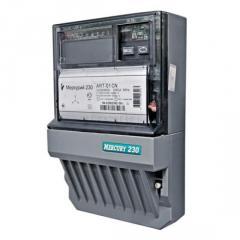 Счетчик электроэнергии трехфазный, активно/реактивный, многофункциональны Меркурий 230 АRT-02 С(R)N
