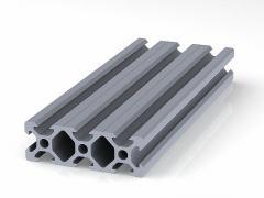 Профиль конструкционный 20 х 60 (ан. серебро)