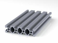 Профиль конструкционный 20 х 80 (ан. серебро)