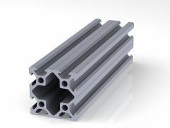 Профиль конструкционный 20.40 х 40 (ан. серебро)