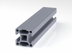 Профиль конструкционный 30 х 30c2 (ан. серебро)