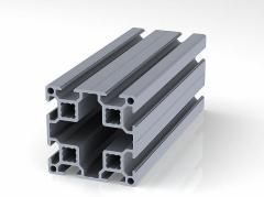 Профиль конструкционный 60 х 60 (ан. серебро)