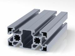 Профиль конструкционный 45 х 90h (ан.серебро)