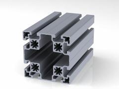 Профиль конструкционный 90 х 90 (ан. серебро)