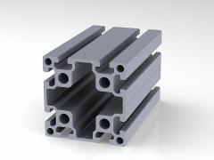 Профиль конструкционный 90 х 90h (ан. серебро)