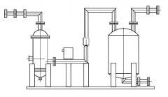 Установка очистки и осушки воздуха