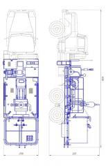 Агрегат цементировочный Ц-320-У