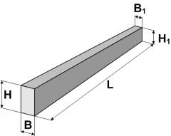 Стойка вибрированная для воздушных ЛЭП СВ 105-3,5