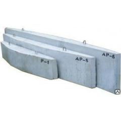 Crossbar for fixing of racks of P1-A (L-3000,