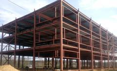 Металлоконструкции здания и сооружения