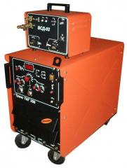 Argonno-dugovaya welding of UDGU-351 AS/DC -