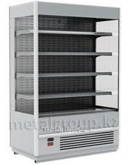 Пристенная холодильная витрина CARBOMA CUBA