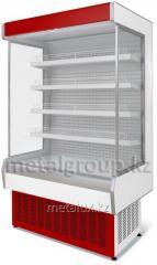 Пристенная холодильная витрина Kupes ВХСп