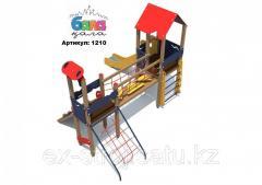 Детское спортивно-игровое оборудование