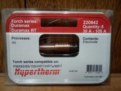 220842 Electrodes 45-105A it is sharp