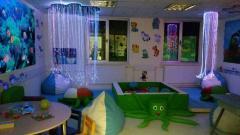 Сенсорные комнаты для детей и взрослых пациентов с