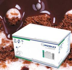 Заменители масла какао нетемперируемые Эколад