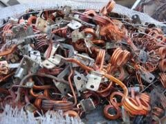 Breakage and waste products of nonferrous metals
